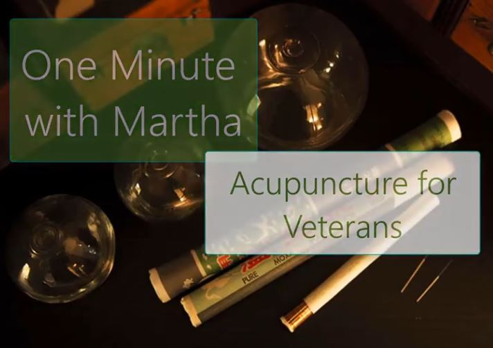 minute with martha vets